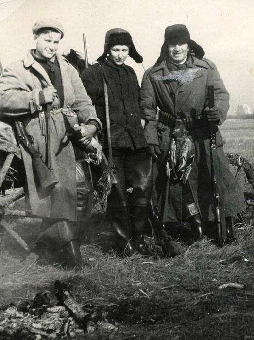 Родня. Село Травное. Доволенский район. 1966