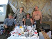 Содружество родов войск.Осень 2010.