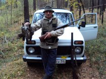 Первые рябчики, осень 2010