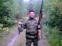За 15 лет охоты его первый.