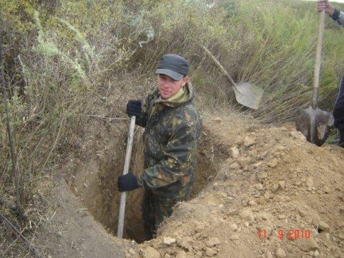 Для начала покопаем
