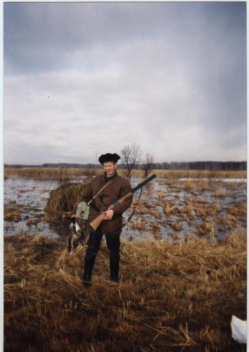 Классика весенней охоты