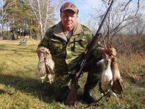 Закрыл охоту на уток в Кашламе. Здравствуй заяц и косуля