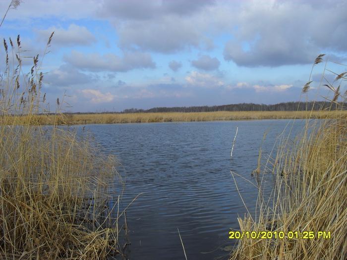 Малоизвестное озеро Карасево.