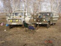 Там же. Алтай весна 2007