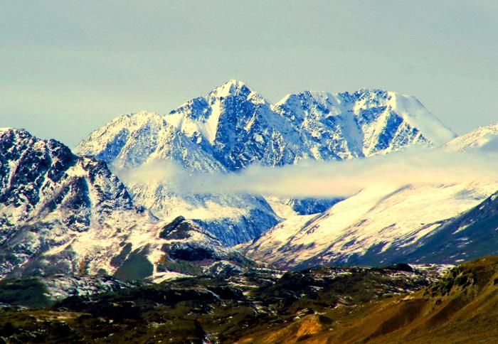 Алтйские горы