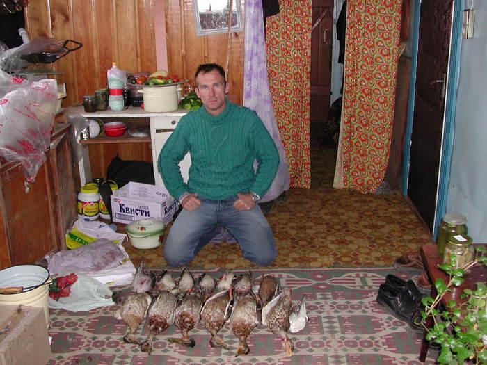 Камчатка, 2007, осень
