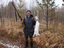Удачная охота 6 ноября 2010г.