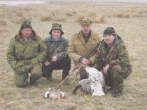 Степная охота (2000 год)