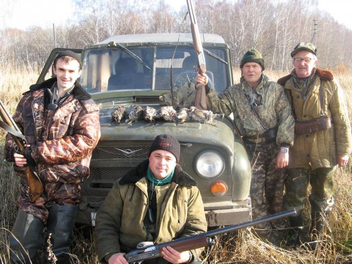 осень 2010 Томский район