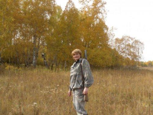 Моя красавица!!! Осень 2010. За косачем.