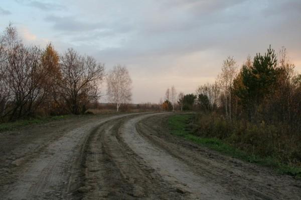 Дорога на Кашлам..