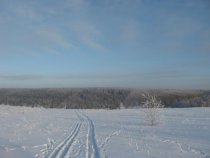 зимние просторы