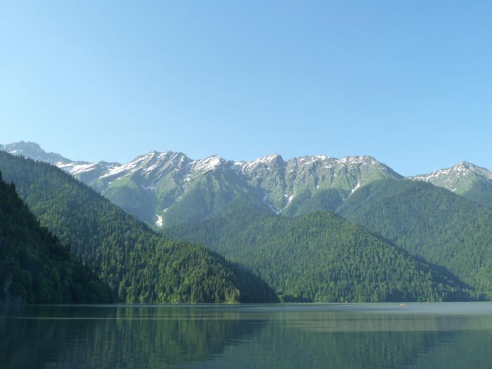 круче гор могут быть только горы
