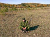 Осенняя охота на реву на Изюбря