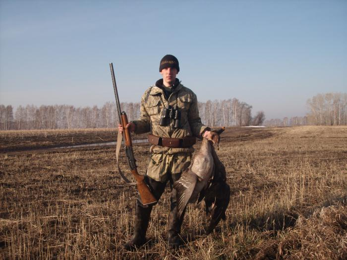 Открытие охоты!!! (16.04.2011г)