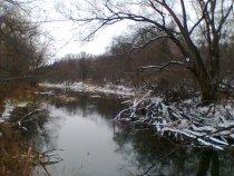 Река Кинель.