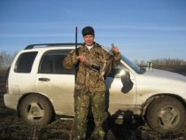Долгожданный крякаш, Томская область