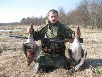 Открытие охоты в Северном районе