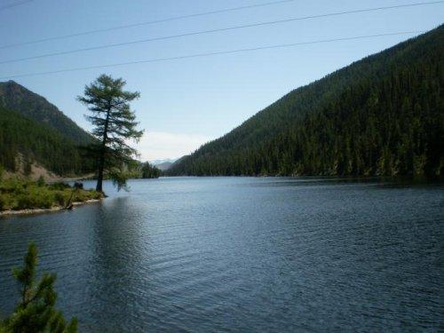 Черное озеро (Акташ)