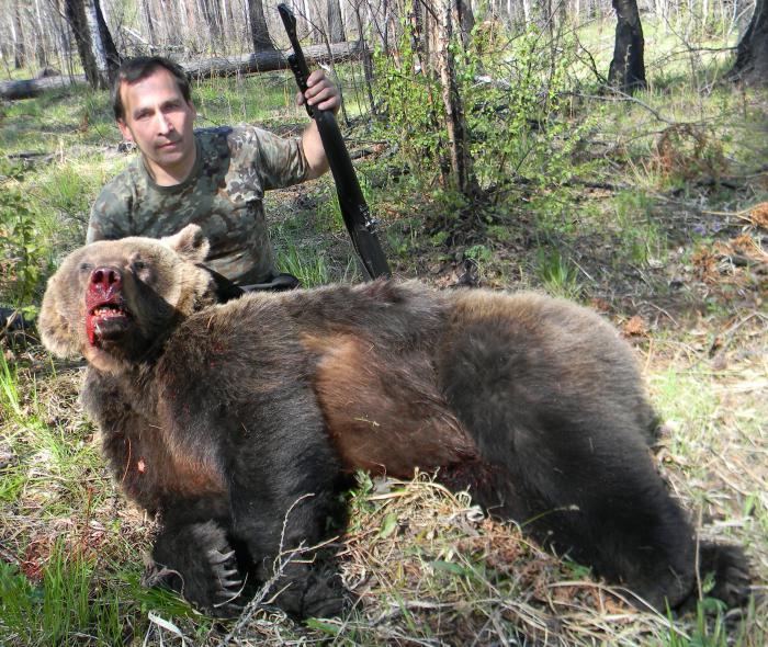 Закрытие весенней охоты