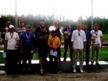 Общее фото всех победителей + Яров В.В. (Министр спорта НСО)