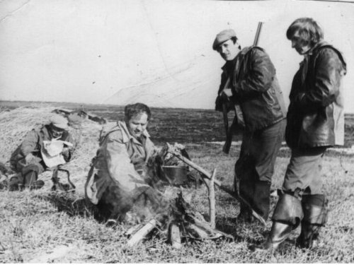 Теряем ли мы с появлением современных приспособлений в охотничьем лагере?