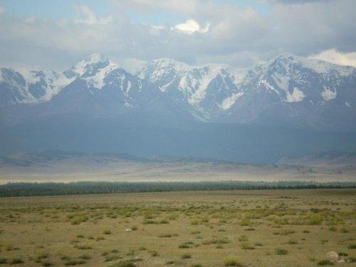 Многовековое величие (горный Алтай)