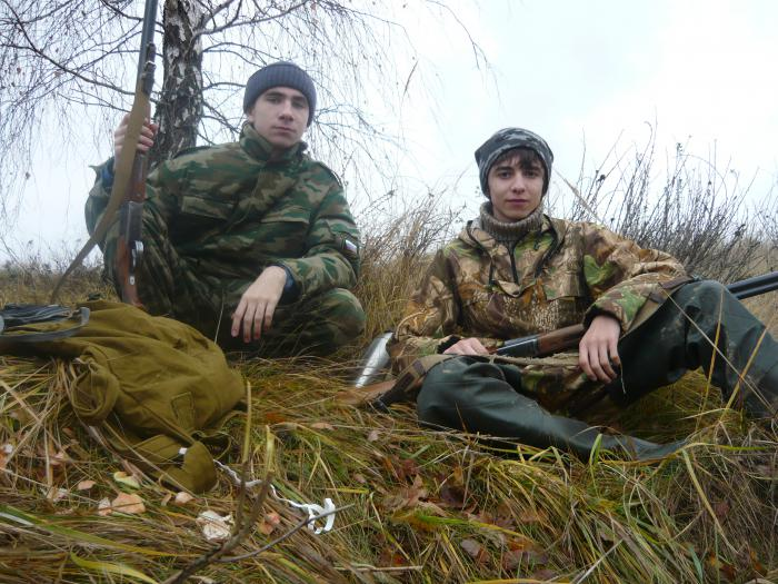 с двоюродным братом,ноябрь 2010