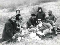 Коллективное открытие охоты