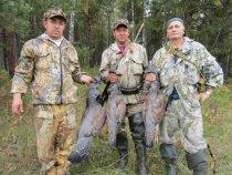 фото после охоты 4.09.11