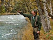 Совмещаем охоту с рыбалкой