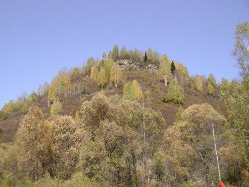 Барсучья гора