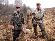 охота 25.10.2011