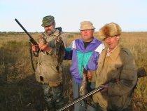 Знаменские охотники