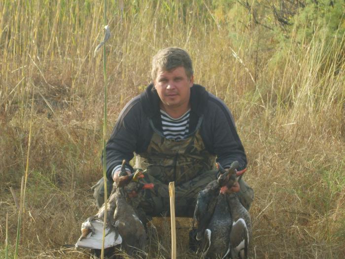 24.09.2011 открытие, Астраханская обл.
