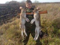 отличная была охота