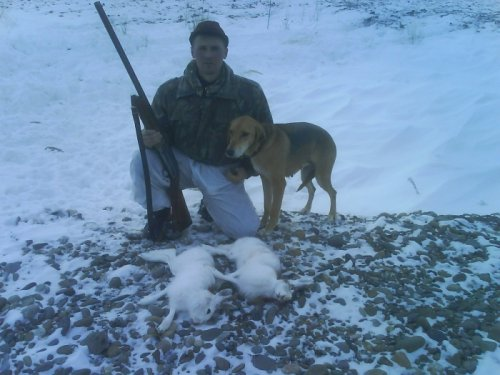 Моя любимая охота.