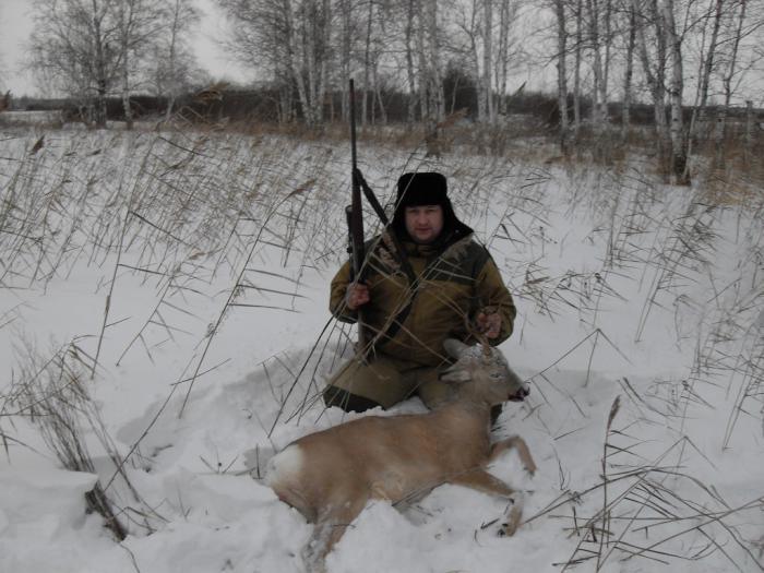 Пашка (puhlik) - главный на охоте