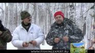 Зимняя охота на косулю