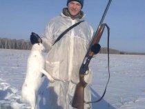 Первая охота и заяц Сергея.