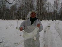 Первый снег 2011-го и первый в сезоне 2011-2012