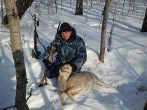 Закрытие охоты на косулю 2011