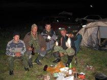 открытие осенней охоты 2006 г.