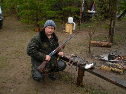 2009 г. Два дня охоты, две подсадные.