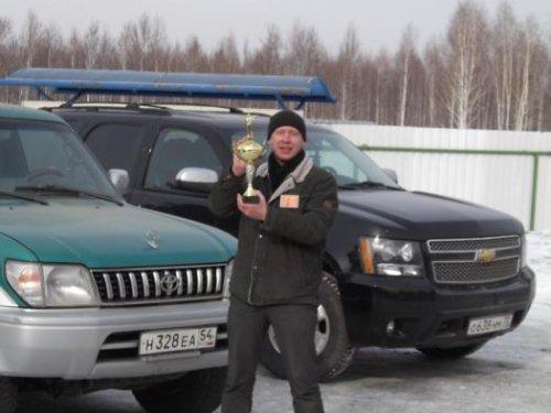 Флагман с кубком)))