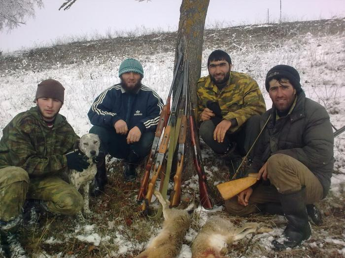 Бугленские охотники