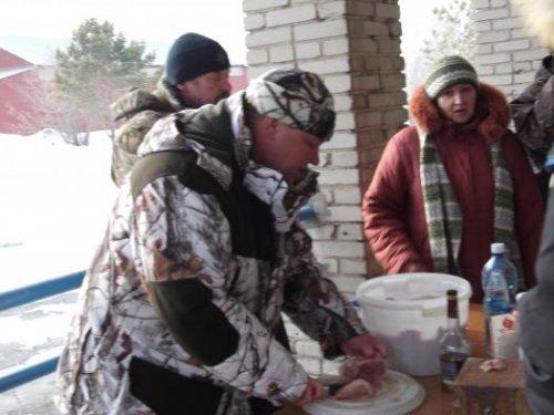 Сергей Саныч за работой...