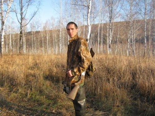 На охоте за рябчиком