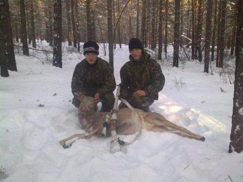 закрытие зимний охоты